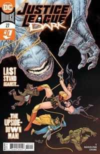 Justice League Dark #27 CVR A Yanick Paquette