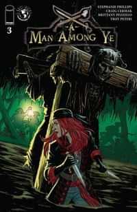 Man Among Ye #3