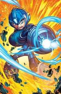 Mega Man Fully Charged #3 CVR C Meyers Var