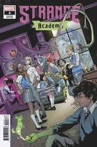 Strange Academy #4 Variant 25 Copy Schiti