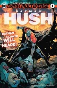 Tales From The Dark Multiverse One-Shot Batman Hush