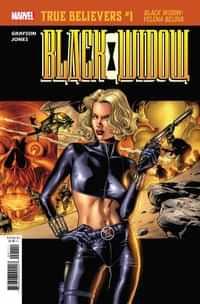 True Believers One-Shot Black Widow Yelena Belova