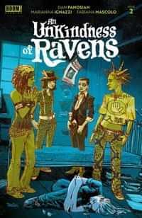 Unkindness Of Ravens #2 CVR A