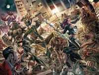 Van Helsing Vs League Monsters #6 CVR A Vitorino