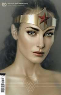 Wonder Woman #765 CVR B Cardstock Joshua Middleton