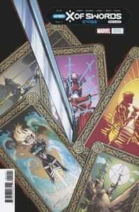 X Of Swords Stasis #1 Variant 25 Copy Ramos