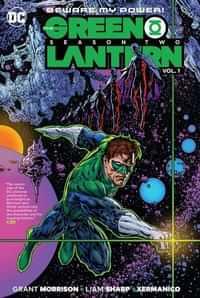 Green Lantern HC Season 2 V1