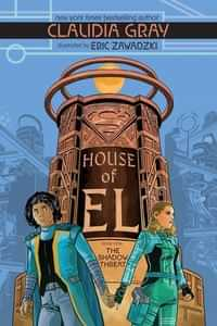 House Of El TP The Shadow Threat