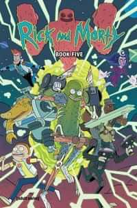 Rick And Morty HC Deluxe Edition