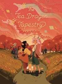 Tea Dragon HC Tapestry