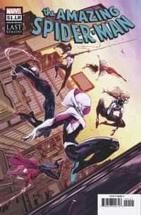 Amazing Spider-Man #51.lr Variant Coello