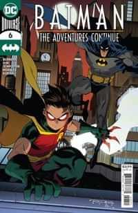 Batman The Adventures Continue #6 CVR A Khary Randolph