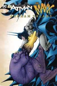Batman The Maxx Arkham Dreams #5 CVR A Kieth
