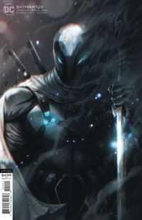 Batman #102 CVR B Cardstock Francesco Mattina