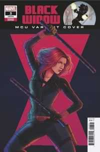 Black Widow V10 #3 Variant Bartel Mcu