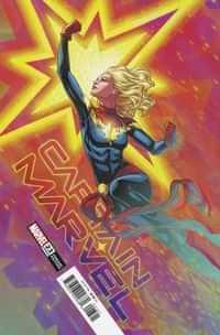 Captain Marvel #23 Variant Dauterman