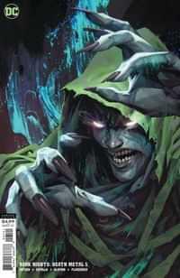 Dark Nights Death Metal #5 CVR D Kael Ngu Spectre