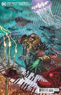 Dark Nights Death Metal #5 Variant 25 Copy Doug Mahnke