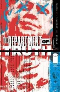 Department Of Truth #1 Second Printing