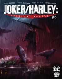 Joker Harley Criminal Sanity #6 CVR A Francesco Mattina