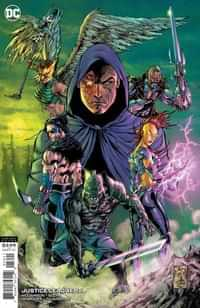 Justice League #56 CVR B Tony S Daniel and Danny Miki