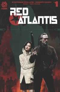 Red Atlantis #1 Variant 15 Copy Bradstreet