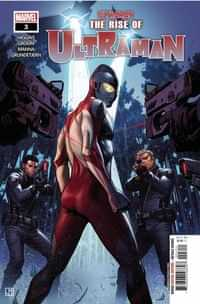 Rise Of Ultraman #3