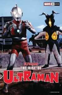 Rise Of Ultraman #3 Variant Photo