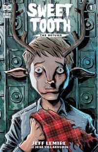 Sweet Tooth The Return #1 CVR A Jeff Lemire