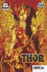 Thor #9 Variant Frison Valkyrie Phoenix