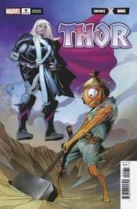 Thor #9 Variant Larroca Fortnite