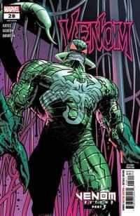 Venom #28 Second Printing Gedeon