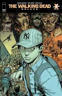 Walking Dead #2 Deluxe Edition CVR E Adams and Mccaig