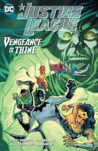 Justice League TP Vengeance Is Thine
