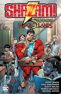 Shazam TP Shazam And The Seven Magic Lands