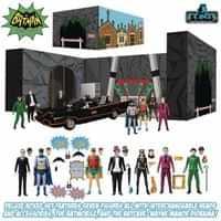 Batman 1966 5 Points Deluxe Box Set