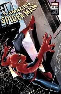 Amazing Spider-man #52.lr Variant Checchetto