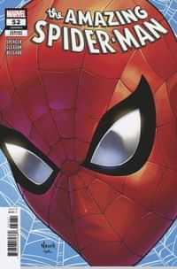 Amazing Spider-Man #52 Nauck Headshot Var Last
