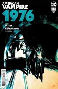 American Vampire 1976 #2 CVR A Rafael Albuquerque