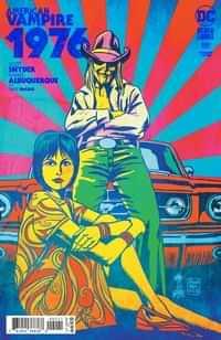 American Vampire 1976 #2 CVR B Francesco Francavilla