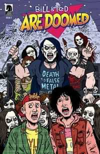 Bill and Ted Are Doomed #3 CVR A Dorkin