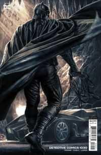 Detective Comics #1030 CVR B Cardstock Lee Bermejo