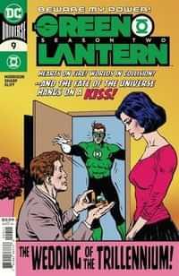 Green Lantern Season 2 #9 CVR A Liam Sharp