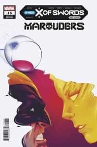 Marauders #15 Variant Doaly