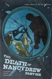 Nancy Drew and Hardy Boys Death Of Nancy Drew #6