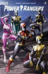 Power Rangers #1 CVR C Yoon