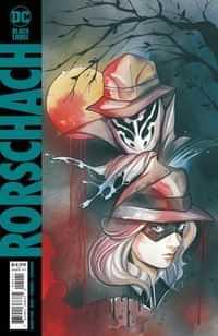 Rorschach #2 CVR B Peach Momoko