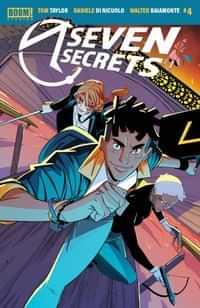 Seven Secrets #4 CVR A