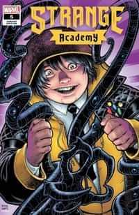 Strange Academy #5 Variant Adams Character Spotlight