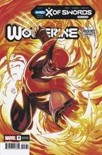 Wolverine #7 Variant Dauterman Wolverine Phoenix
